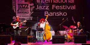 JAZZ FESTIVAL - BANSKO (06 - 11 August 2019)